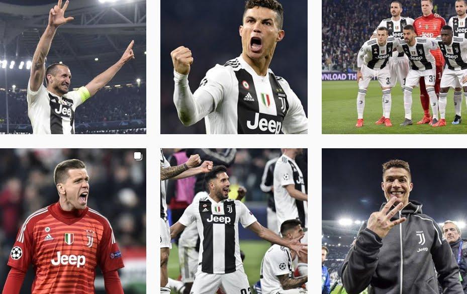 Juventus e Milan partecipano all'International Champions Cup 2019