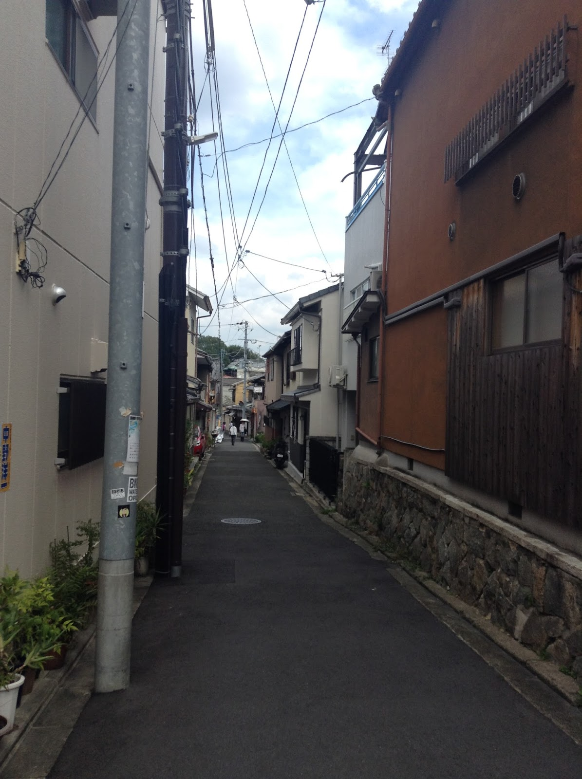 Kyoto street Japan