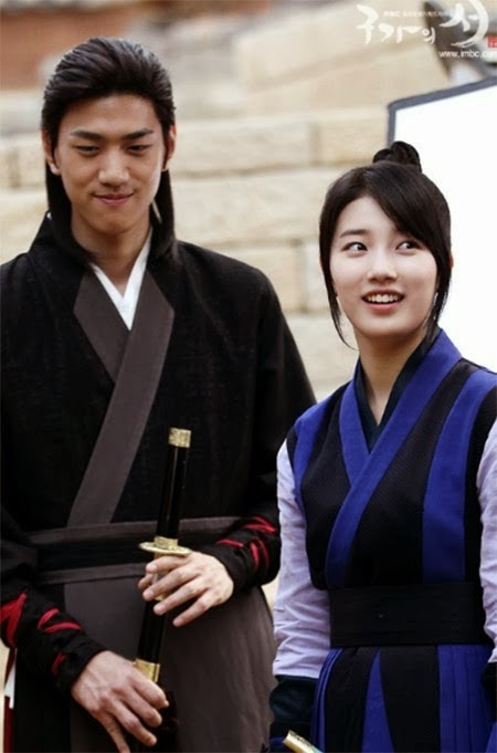 sung joon and suzy - 630×953