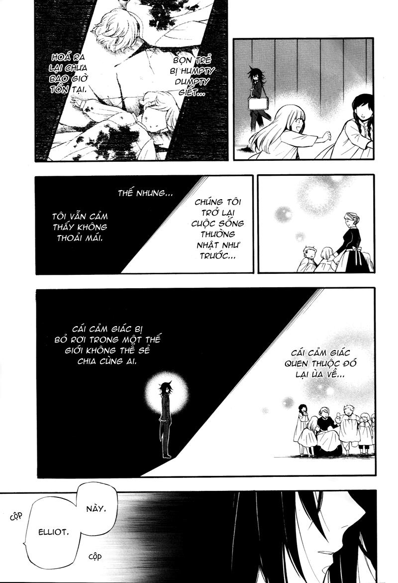 Pandora Hearts chương 063 - retrace: lxiii purpose trang 23