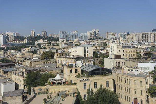 Tempel Palastanlagen Und Karawansereien In Baku Reiseknipse Die Reisewelt Im Fotofokus