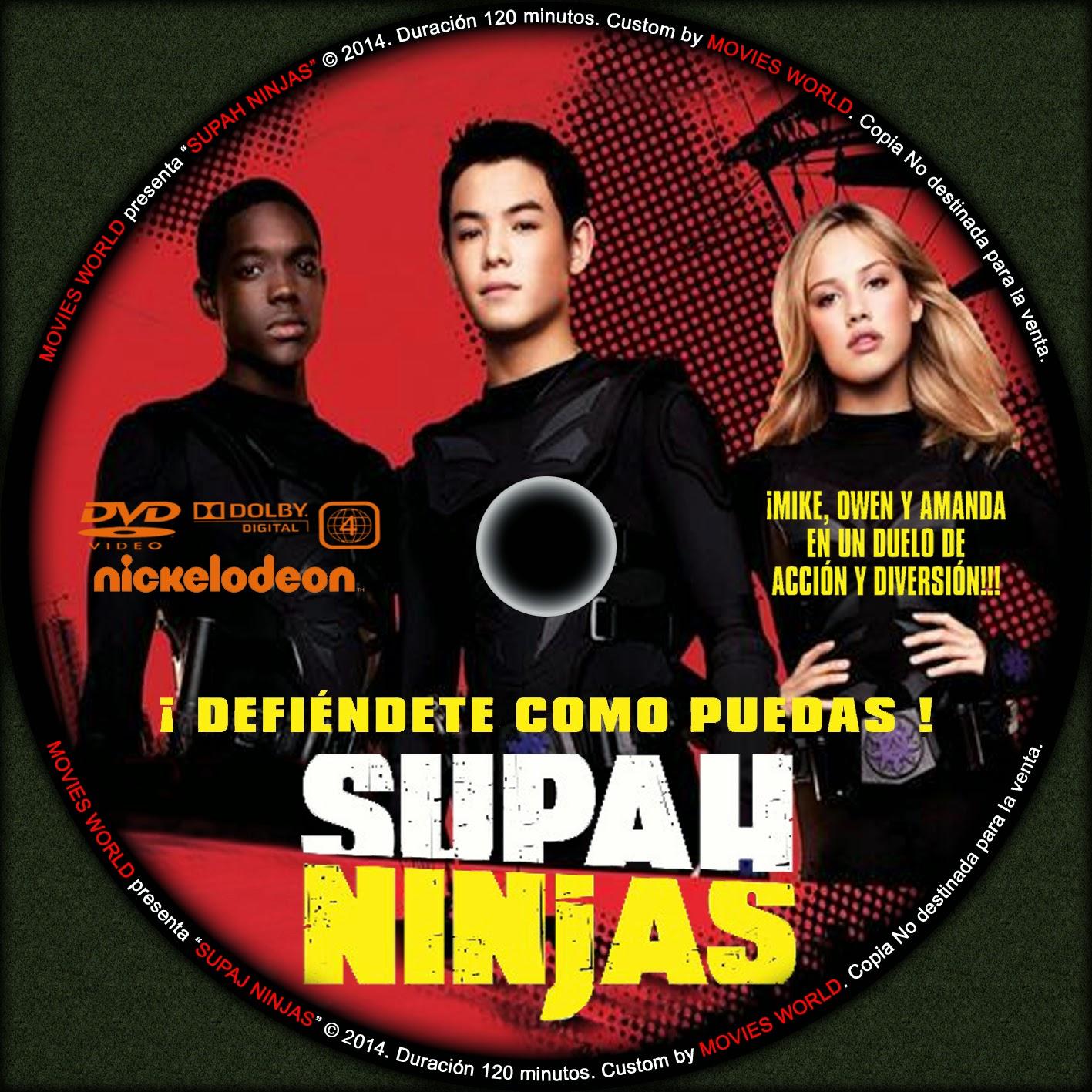 Supah Ninjas Staffel 3