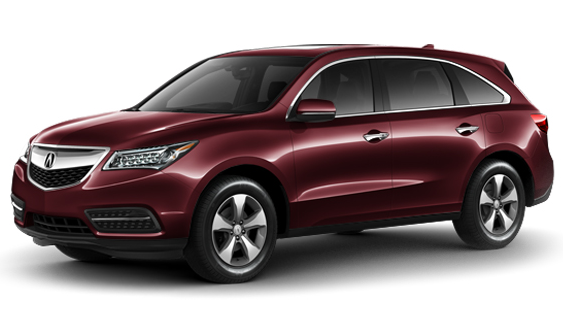 Acura MDX SHAWD Evaluation With Specs In Addition To Value - Acura mdx value
