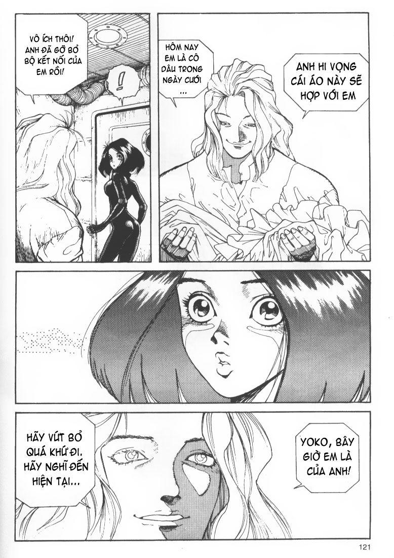 Battle Angel Alita chapter 39 trang 5