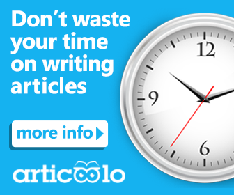 Create unique textual content free for your website in less than 5 minutes by Articoolo