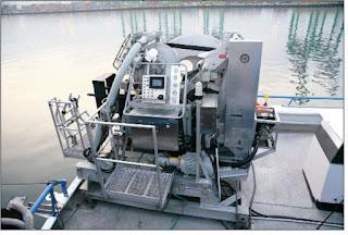 Лебедочная система подъема-спуска VDS-100