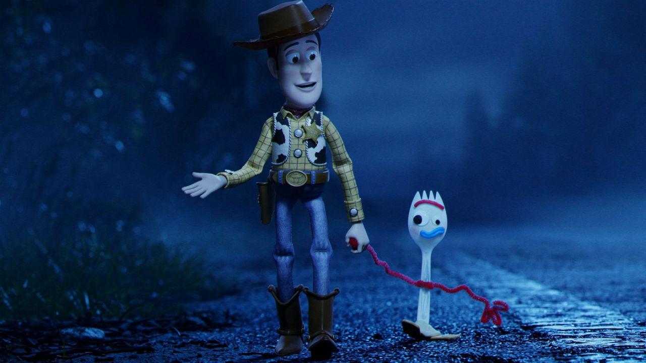 Toy Story 4 chega ao Disney+ em fevereiro