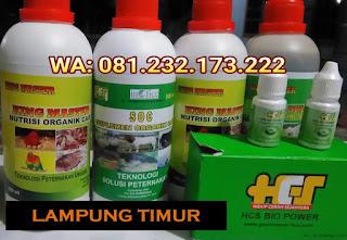 Jual SOC HCS, KINGMASTER, BIOPOWER Siap Kirim Lampung Timur Sukadana