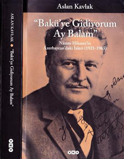 Aslan Kavlak – Bakü'ye gidiyorum Ay Balam