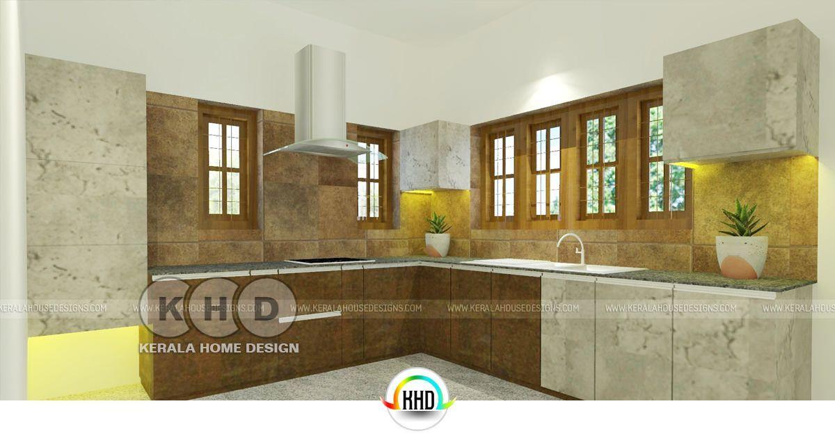 Modular Kitchen Interiors 2018 Kerala Home Design Bloglovin