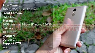Spesifikasi Xiaomi Redmi Note 3 Pro 2