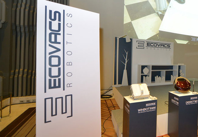 Tinuku Ecovacs Robotics exceeds 50% revenue growth