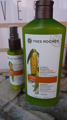Compras en Yves Rocher - Agosto 2017