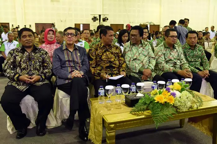 Menteri Pertanian Amran Sulaiman  HKTI