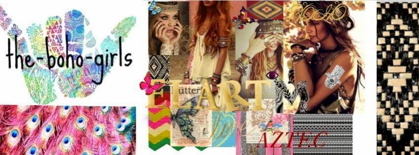 El-Art-M, Aztec & Boho Girls for Spring