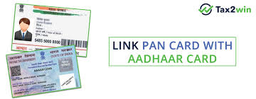 How to link an Aadhaar number and a PAN card
