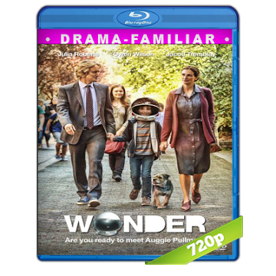 Extraordinario (2017) BRRip 720p Audio Trial Latino-Castellano-Ingles 5.1