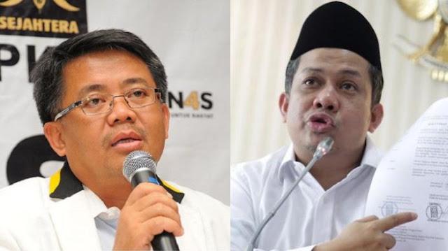 Jadi Terenyuh! Fahri Hamzah Mengaku Akan Laporkan Polisi Pucuk Pimpinan PKS Hari Ini, Ayo Buktikkan, Jangan Hanya Ngoceh Di Twitter....
