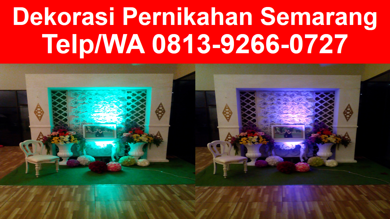 vendor wedding decoration semarang