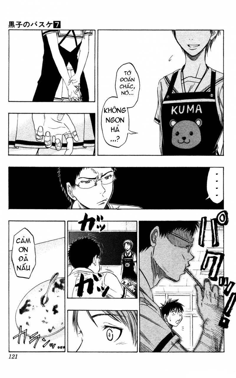 Kuroko No Basket chap 058 trang 15
