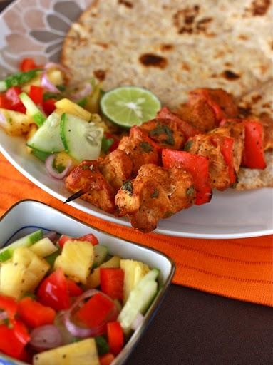 what does chicken tikka taste like? is chicken tikka spicy?