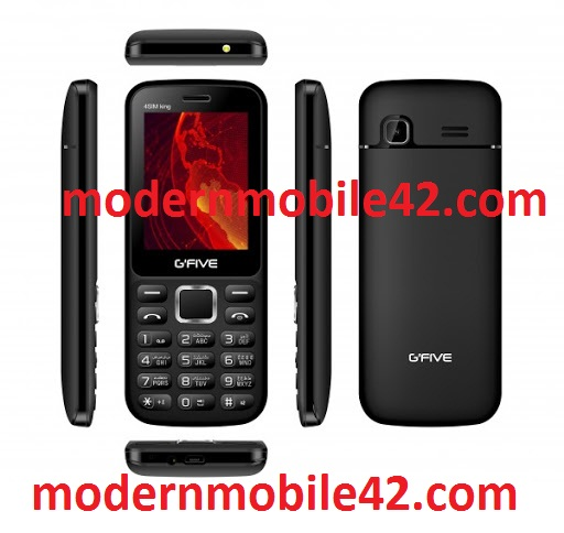 gfive 4 sim king flash file
