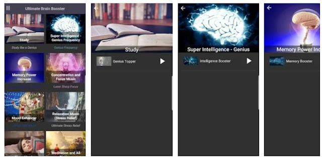 Download & Install Ultimate Brain Booster - Binaural Beats Mobile App