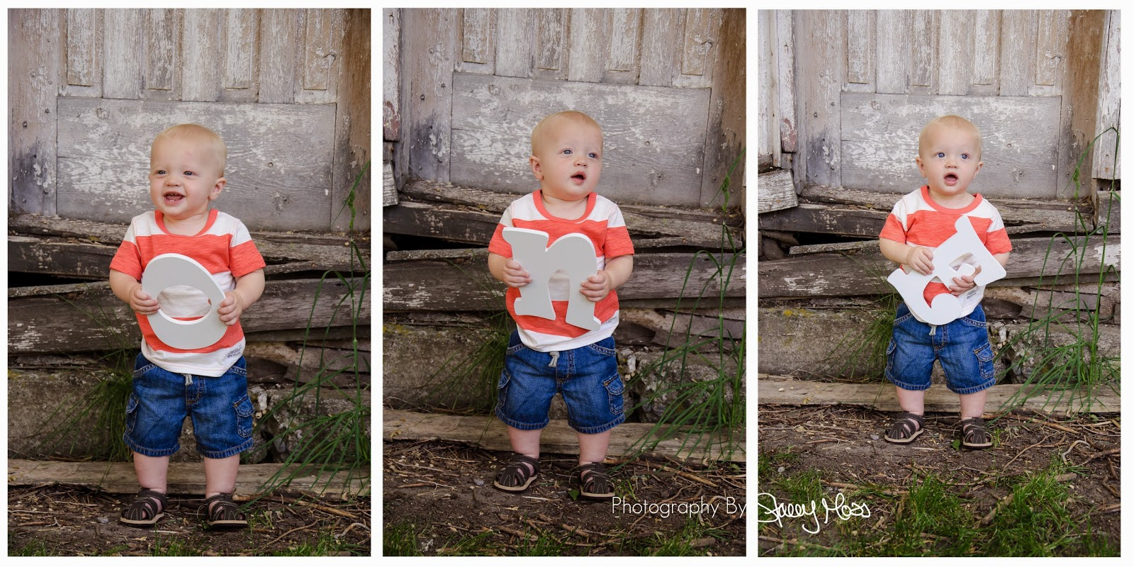 Logan Utah Family Photographer | Winslow 1 Year Session