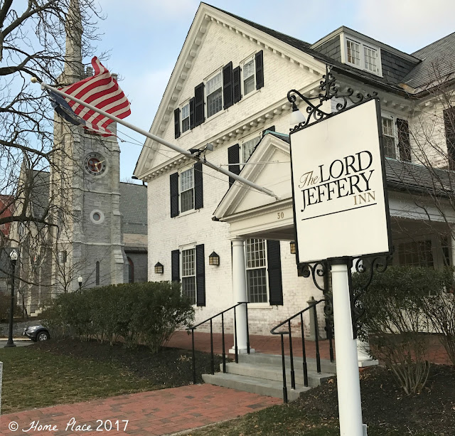The Lord Jeffery Inn in Amherst MA