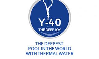 Y-40 kolam renang terdalam didunia