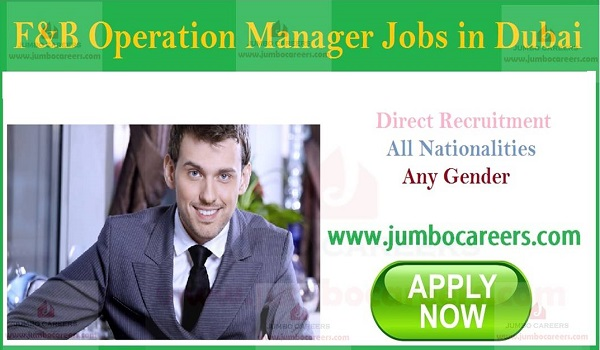 Available jobs in Dubai, UAE Manager jobs in Dubai,