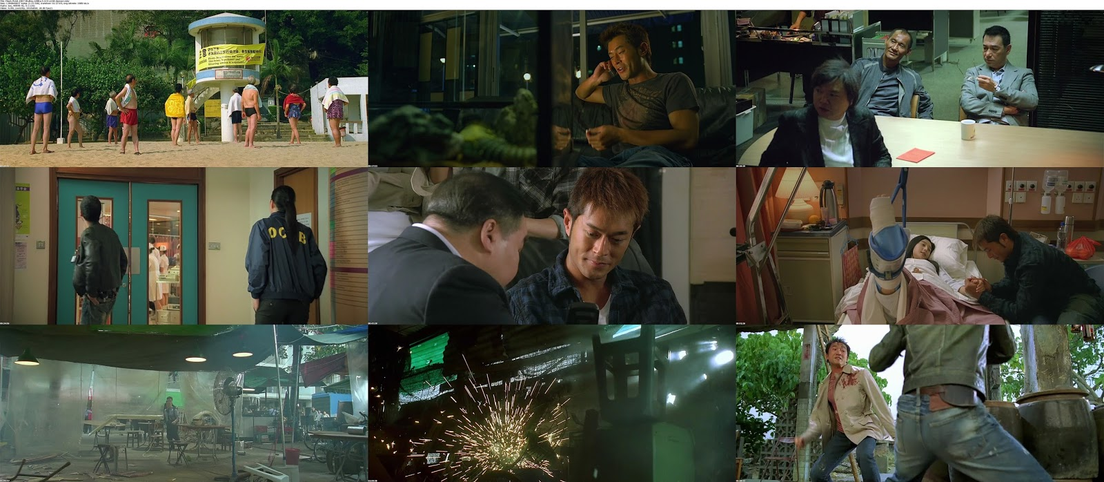 download flash point 2007 bluray 720p