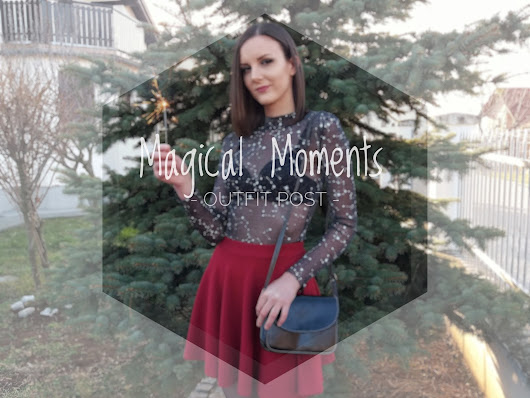 Magical Moments | OUTFIT POST