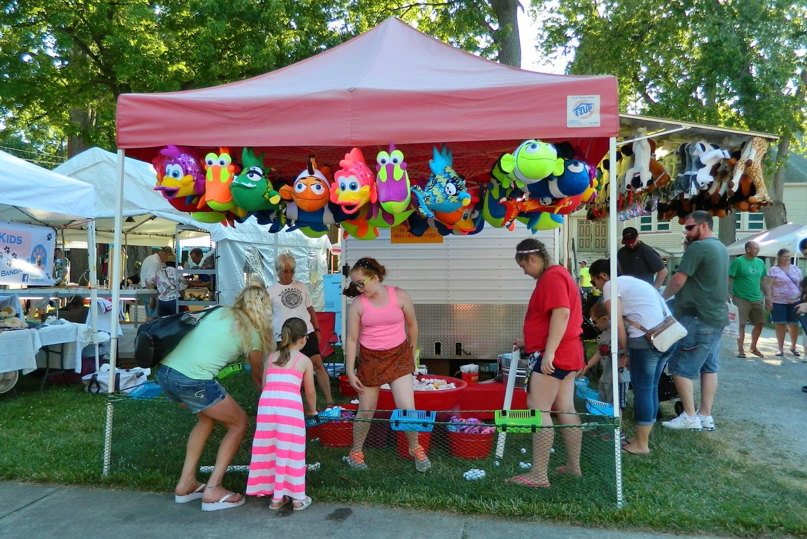 Festival of the fish vermilion my review ohio festivals for Ohio fish and game