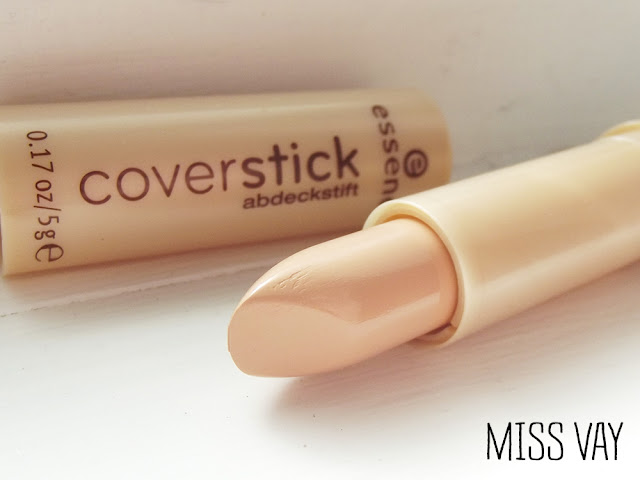 essence makeup maquillage coverstick true nude