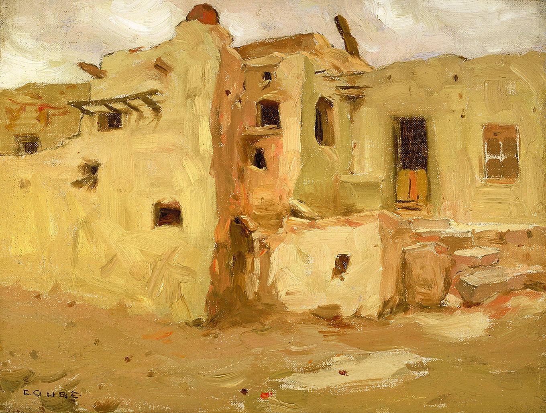Eanger  Irving  Couse  Tutt Art