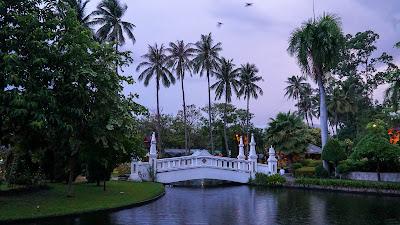 Inside Nong Buak Hard park