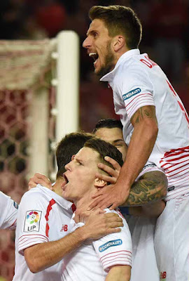 Crónica Sevilla FC 2 Athletic Club de Bilbao 0