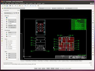 Download DraftSight 11.2 - phần mềm đọc file đuôi DWG (Autocad) Free (miễn phí)