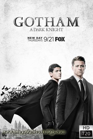 Gotham Temporada 4 [720p] [Latino-Ingles] [MEGA]