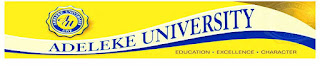 Adeleke University Releases Post UTME Admission Screening