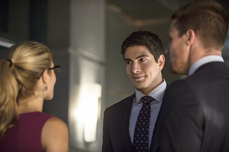 Tonight's New Episodes 10/8: Oliver and Felicity's Date on 'Arrow