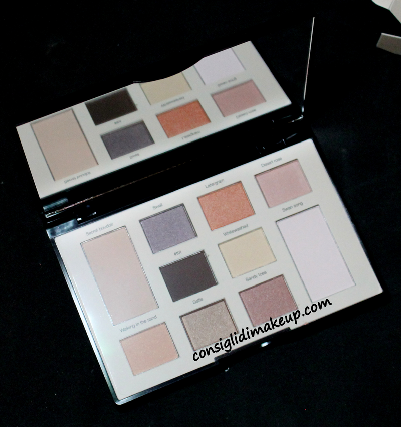 review palette filter eye sunbleached filter sephora consigli di makeup beauty more. Black Bedroom Furniture Sets. Home Design Ideas