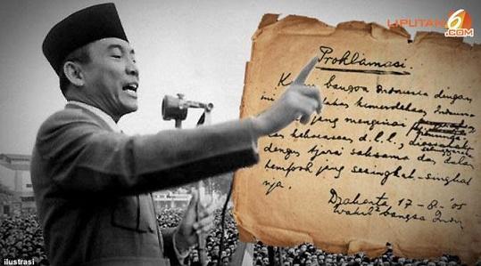 sejarah lengkap tentang kemerdekaan republik indonesia