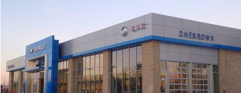 Gmc Dealers Columbus Ohio >> Exciting Chesrown Announcement!