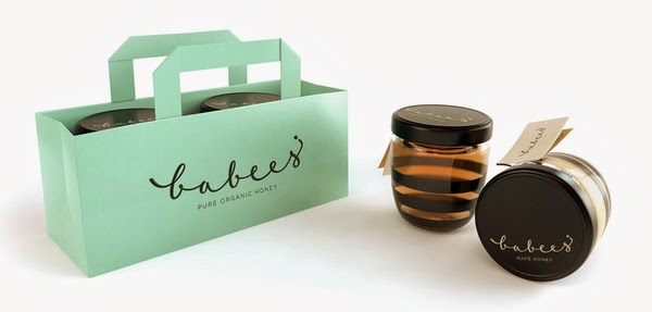Babees Honey packaging Idea