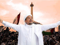 Habib Riziek Shihab Muncul di Channel Youtube Serukan Malam Munajat 212 di Monas