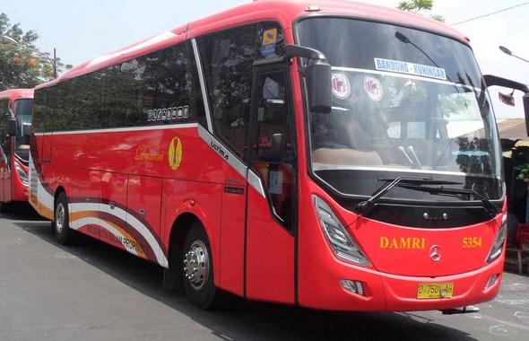 Bus Jakarta Bandung