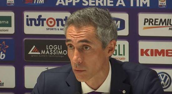 """FIORENTINA, Sousa: """"Non abbiamo scuse, dobbiamo migliorare. Capisco la delusione dei tifosi""""."""