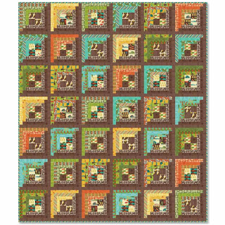 Free Moda S'MORE LOVE Quilt Pattern